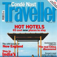 Conde Nast Traveller, May 2007 (England)