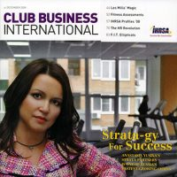 Club Business Int'l December 2008