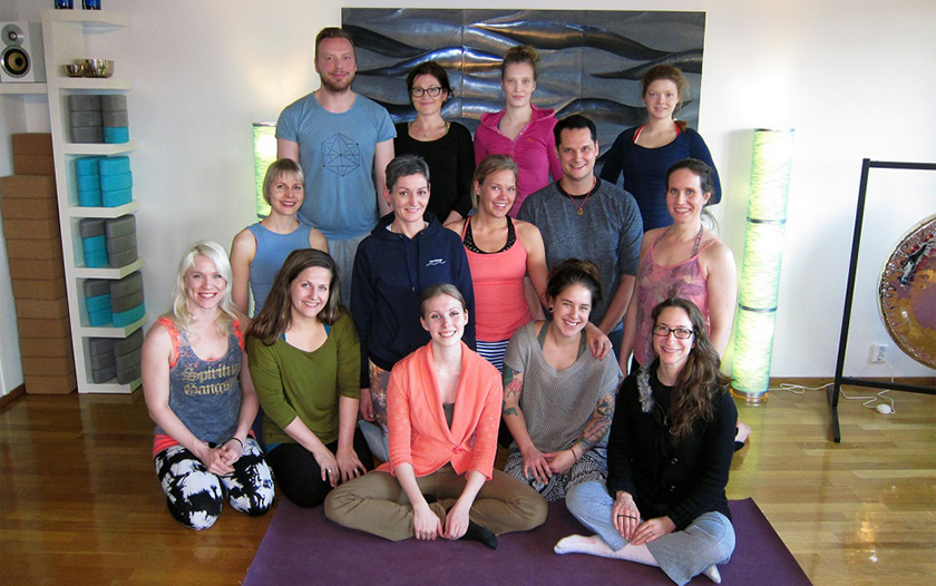 Unnata Aerial Yoga Teacher Training: Turku, Finland