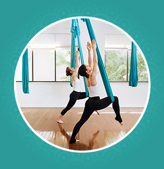 Unnata Aerial Yoga Teacher Training Course Aerial Yoga Classes Teacher Training Program In New York City Michelle Dortignac Certified Yoga Instructor