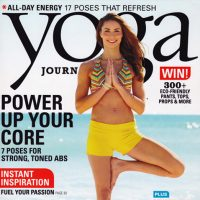 Yoga JournalMay 2014