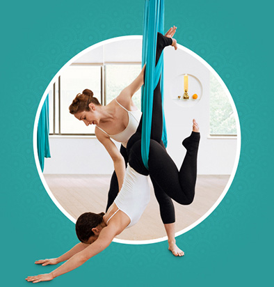 The Unnata Method Of Aerial Yoga Unnata Aerial Yoga Classes International Aerial Yoga Teacher Training Courses Michelle Dortignac 500 Hour Ryt Certified Yoga Instructor